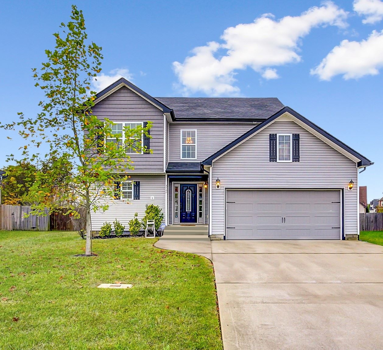3742 Crisscross Ct, Clarksville, TN 37040 - MLS#: 2202026