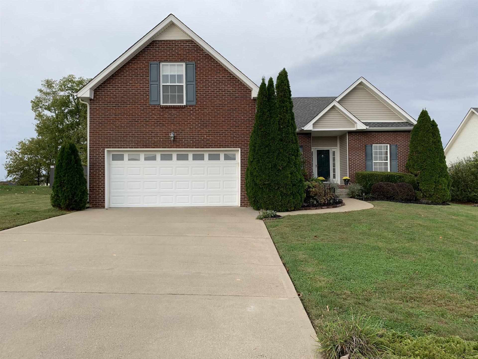708 Shamrock Ct, Clarksville, TN 37043 - MLS#: 2201027