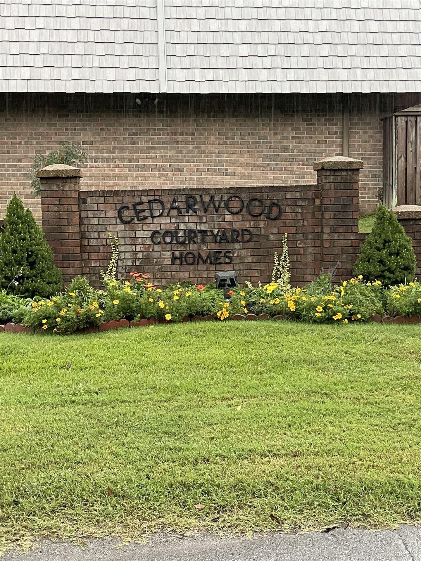 106 Cedarwood Ln #106, Madison, TN 37115 - MLS#: 2298027