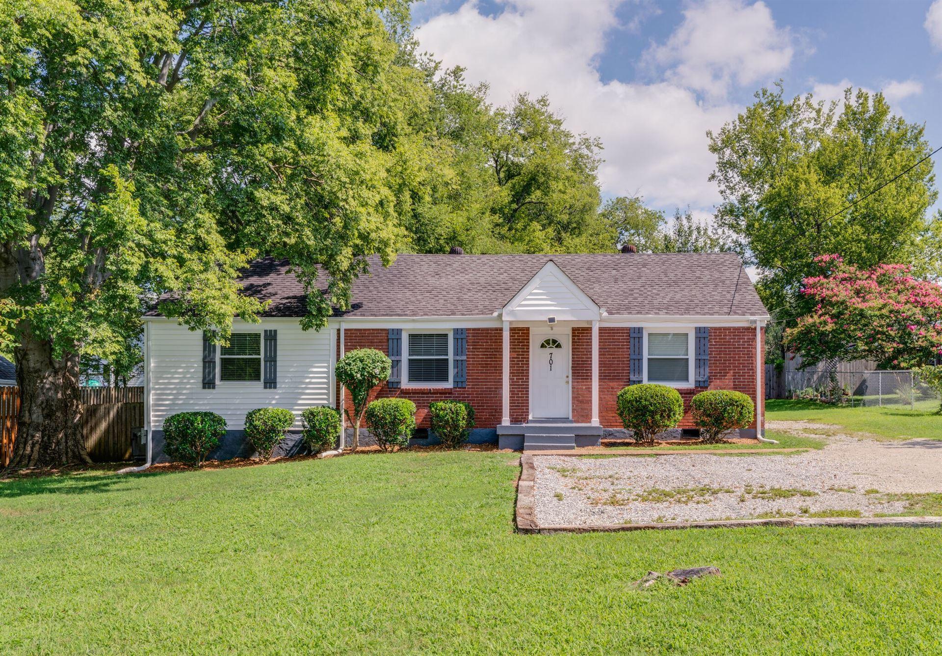 701 Blackstone Ave, Madison, TN 37115 - MLS#: 2178029