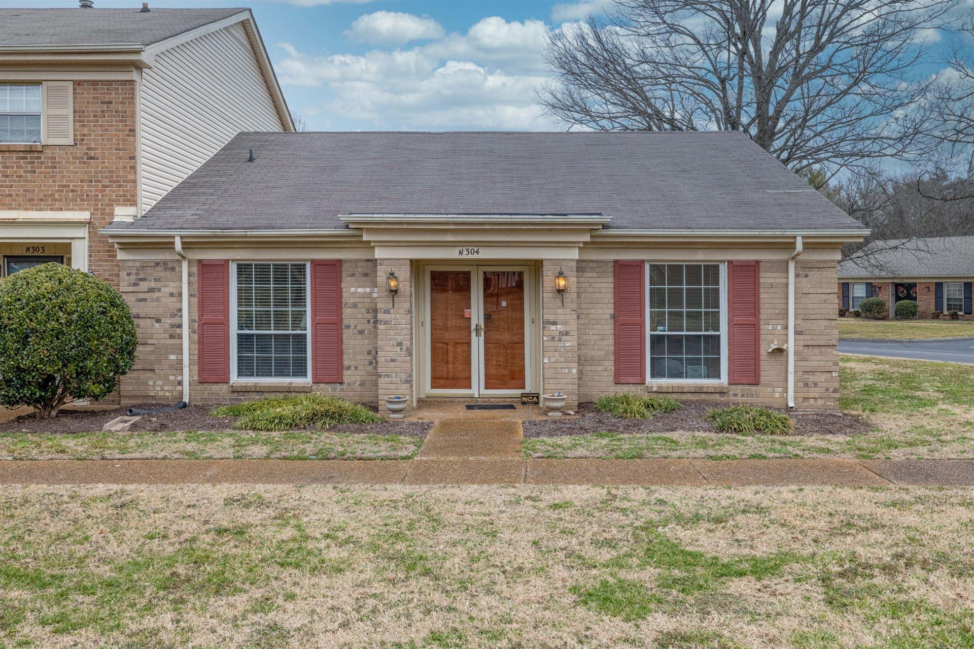 8300 Sawyer Brown Rd APT N304, Nashville, TN 37221 - MLS#: 2219031