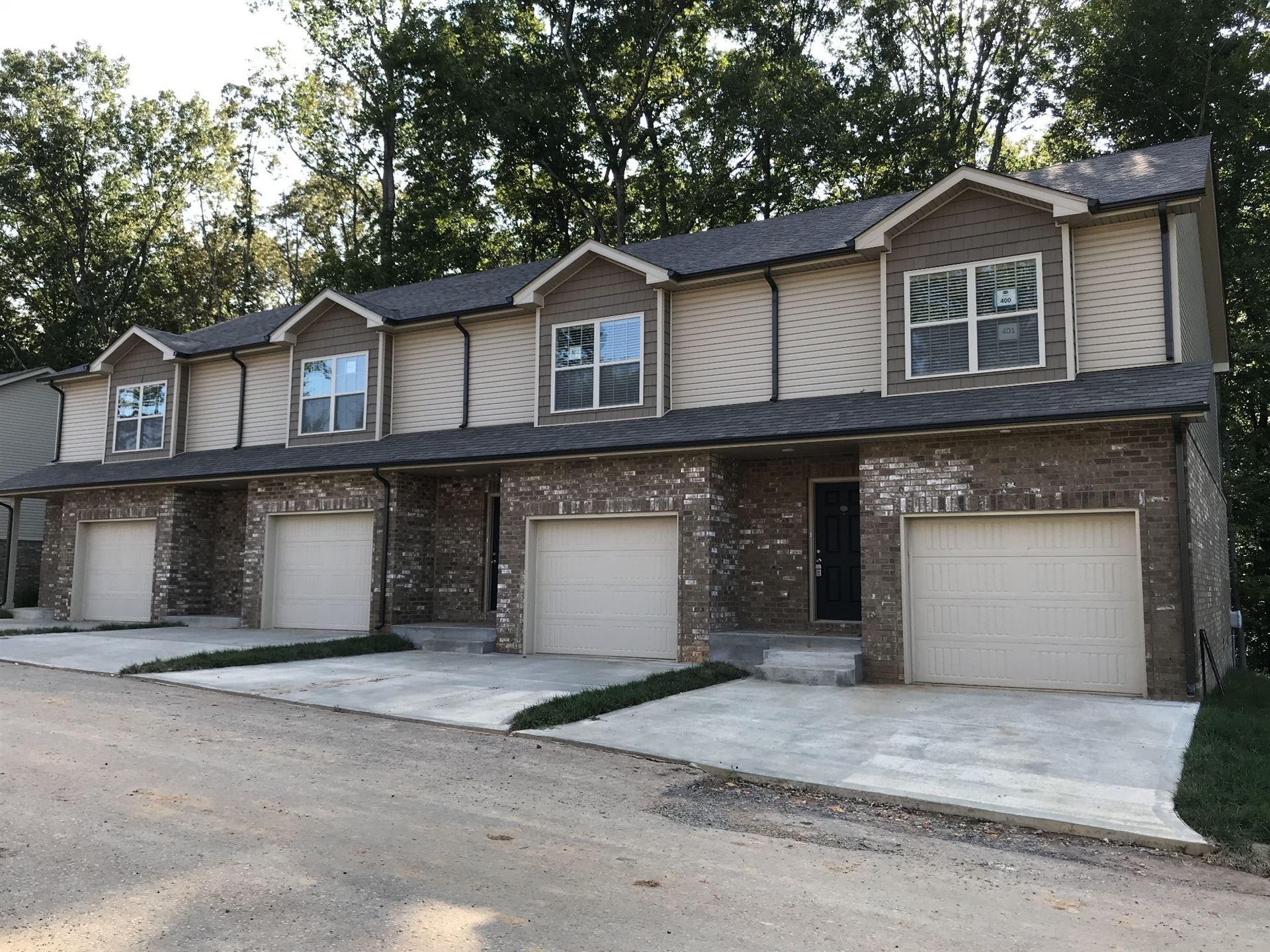 135 Country Lane Unit 402, Clarksville, TN 37043 - MLS#: 2177032