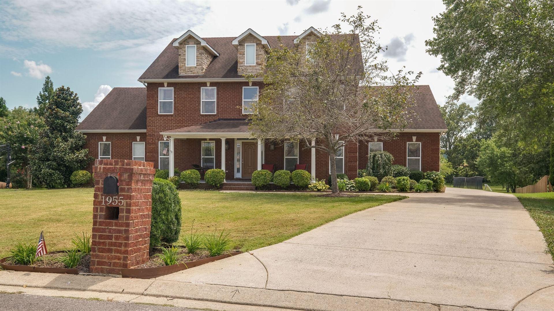 1955 Cliffview Ct, Murfreesboro, TN 37128 - MLS#: 2288032