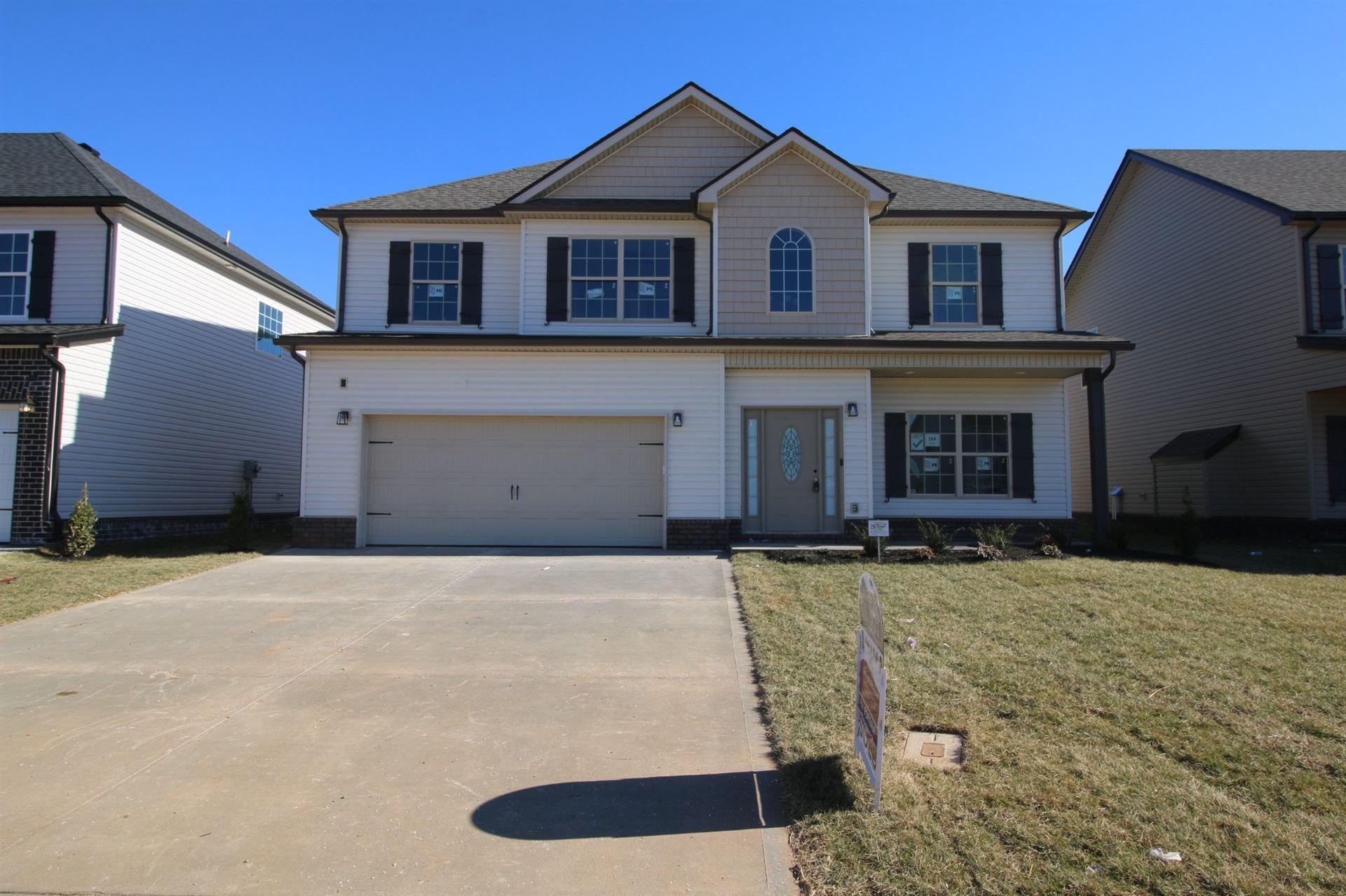 164 Mills Creek, Clarksville, TN 37042 - MLS#: 2294033