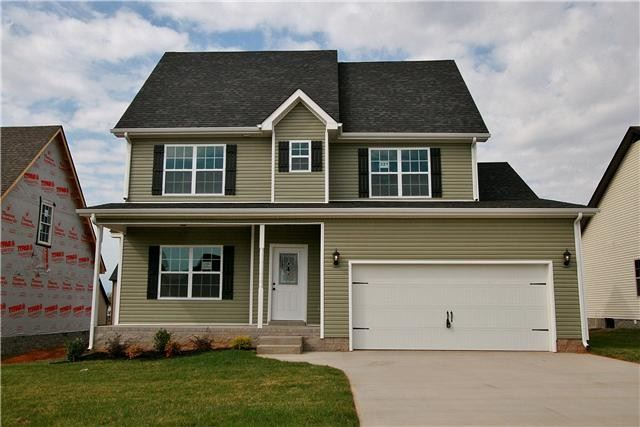 3734 Suiter Rd, Clarksville, TN 37040 - MLS#: 2204035
