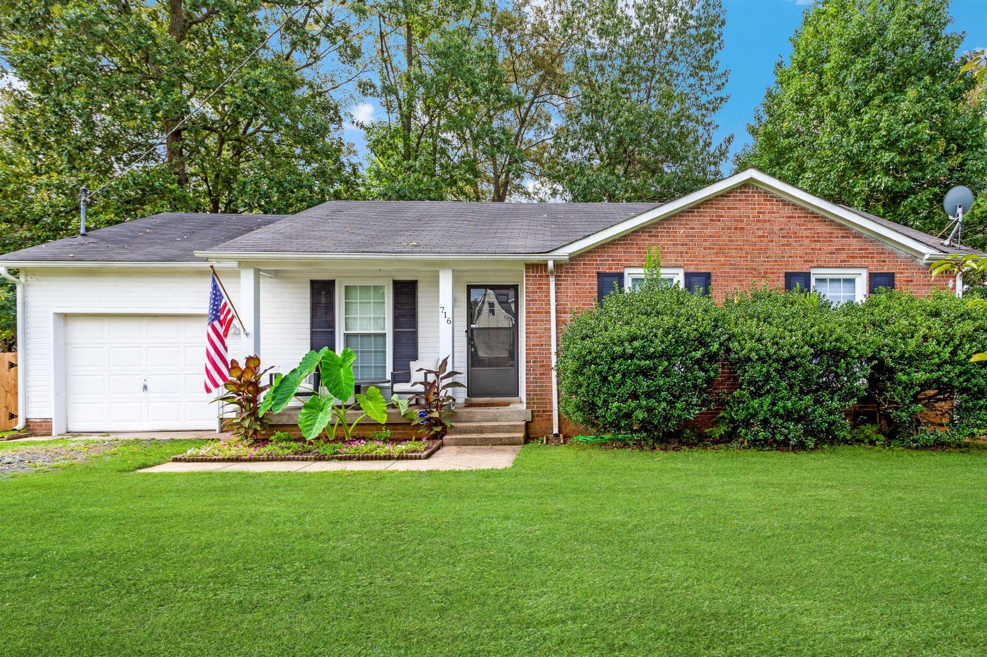 716 R S Bradley Blvd, Clarksville, TN 37042 - MLS#: 2183036