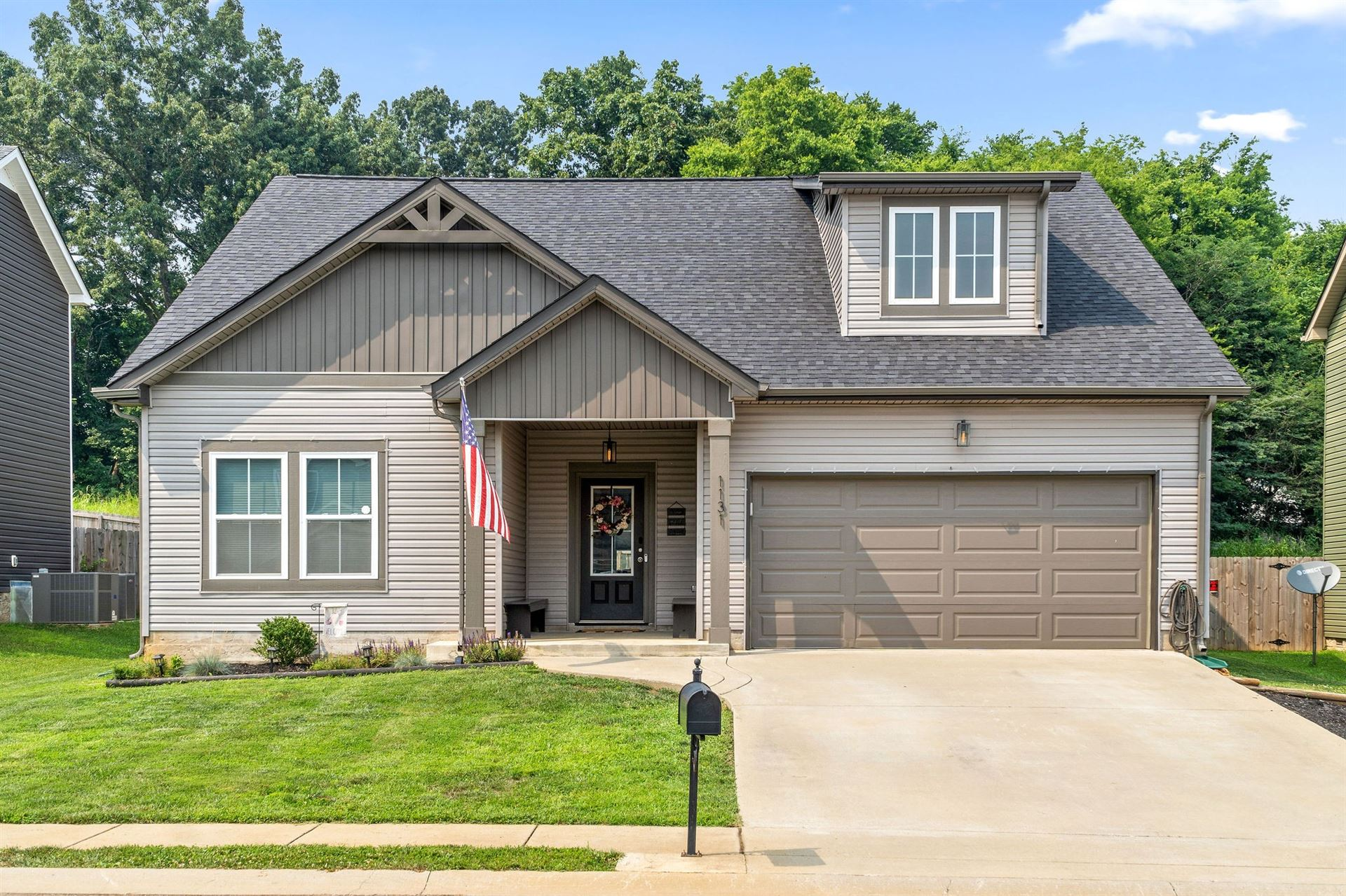 1131 Eagles View Dr, Clarksville, TN 37040 - MLS#: 2275040