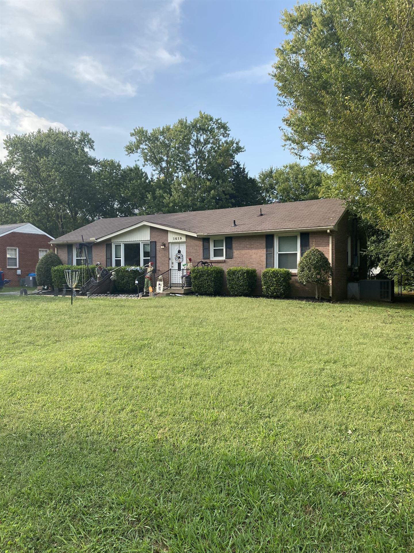 1619 Gordon Ter, Murfreesboro, TN 37130 - MLS#: 2191043