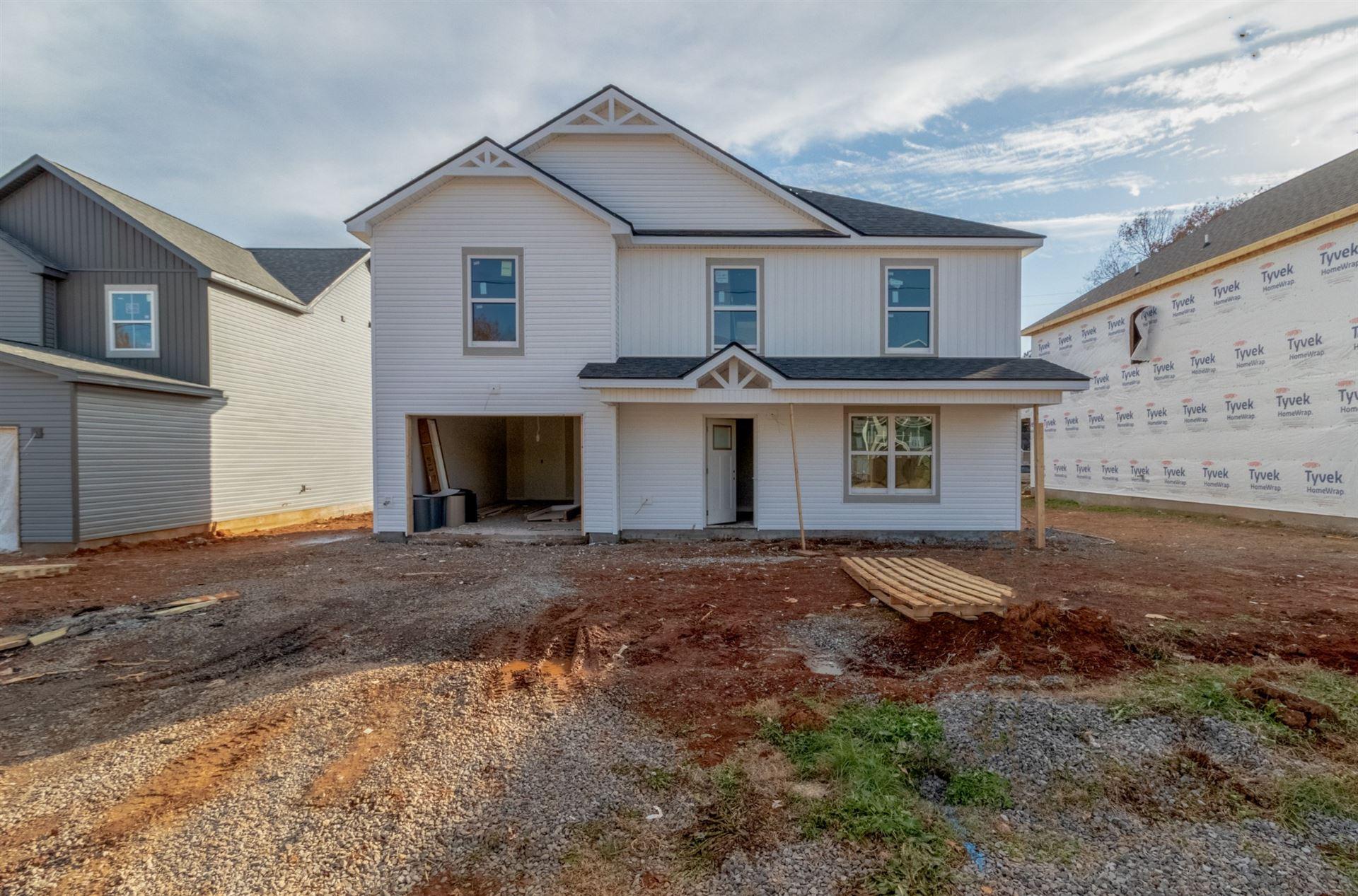 61 Campbell Heights, Clarksville, TN 37042 - MLS#: 2295043