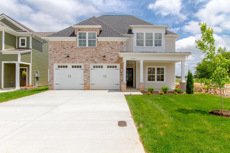 3424 Caroline Farms Drive L5, Murfreesboro, TN 37129 - MLS#: 2150048