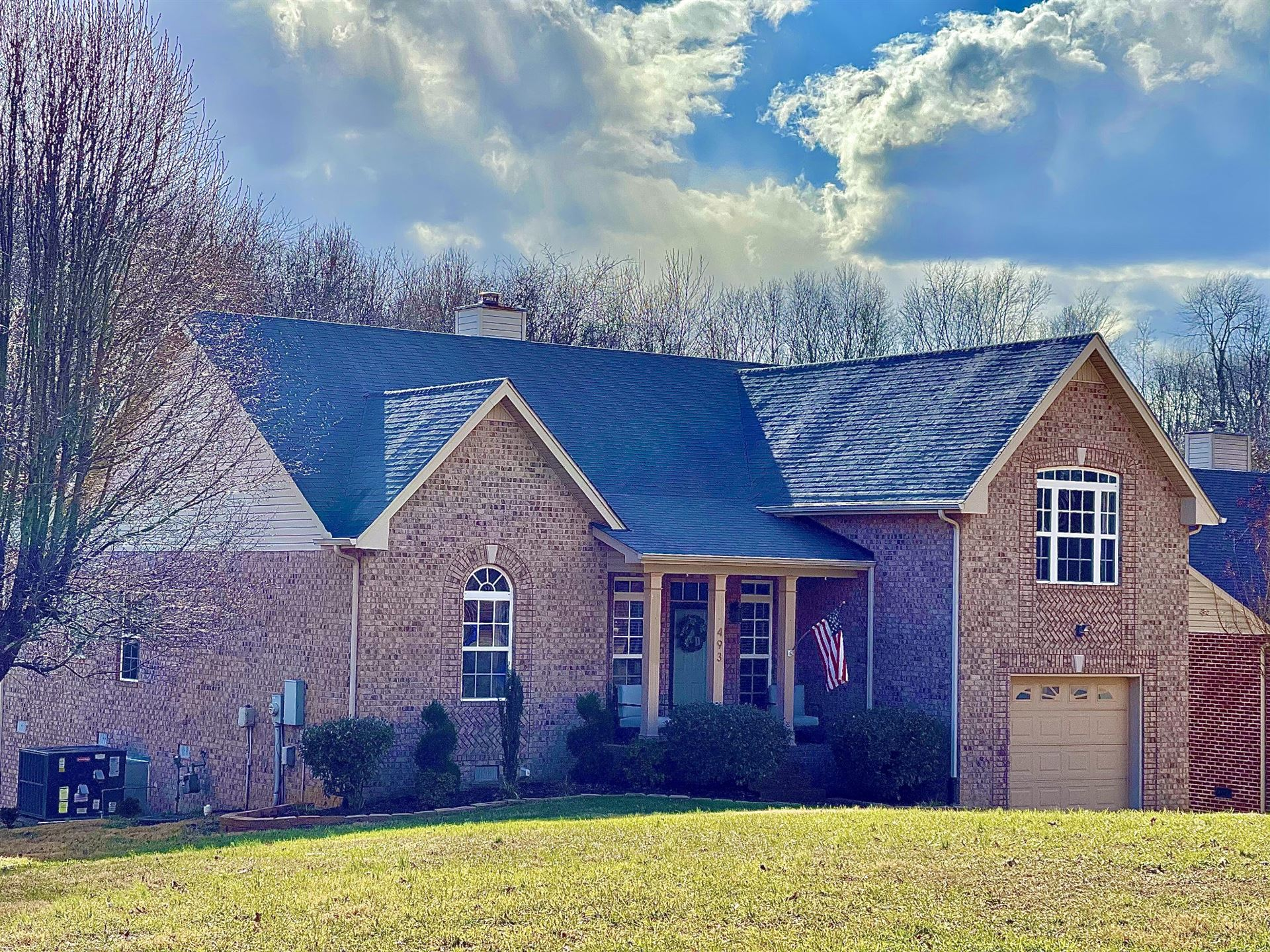 493 Calista Rd, White House, TN 37188 - MLS#: 2221048