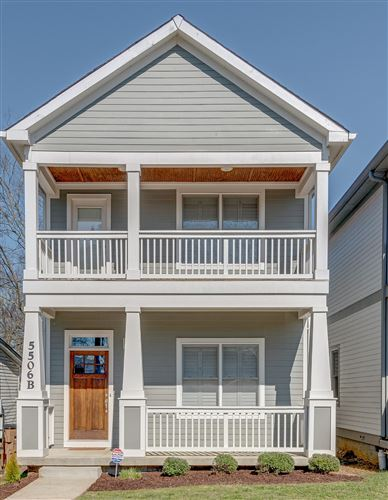 Photo of 5506B California Ave, Nashville, TN 37209 (MLS # 2124049)