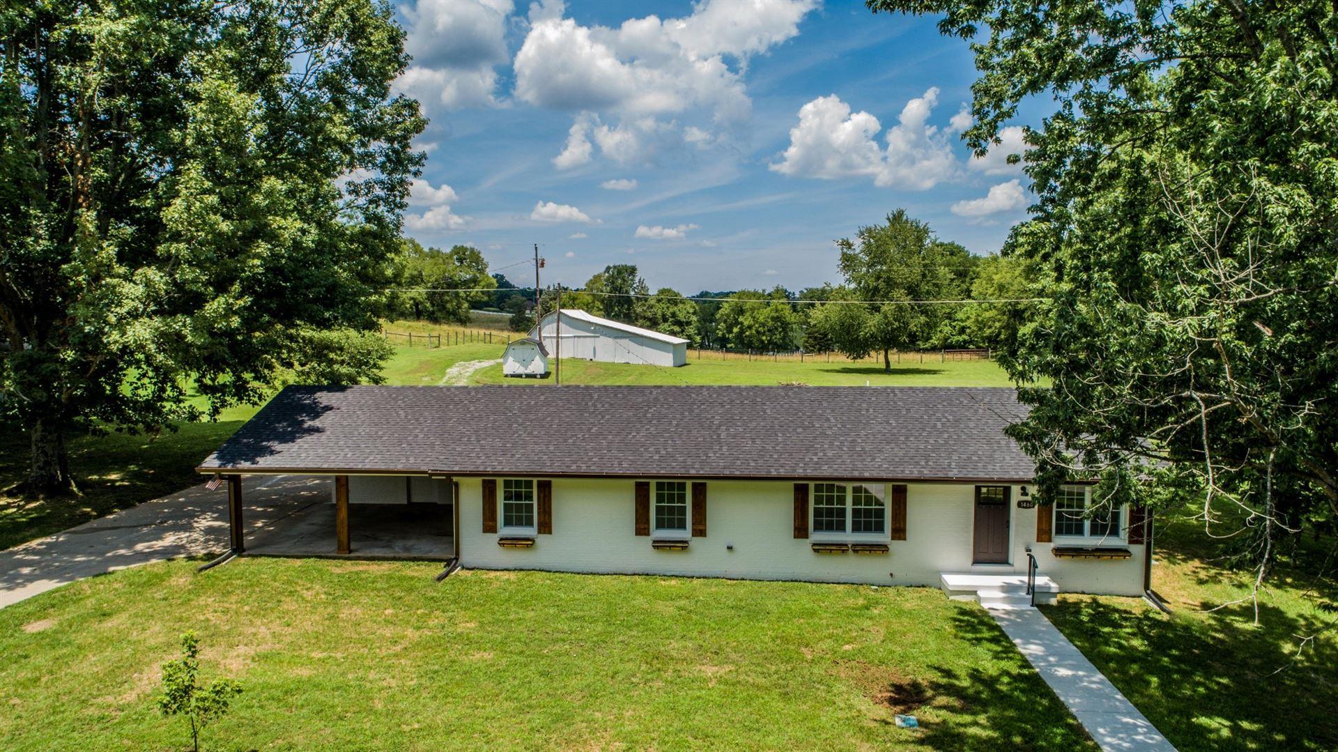1460 Collins Hollow Rd, Lewisburg, TN 37091 - MLS#: 2167050