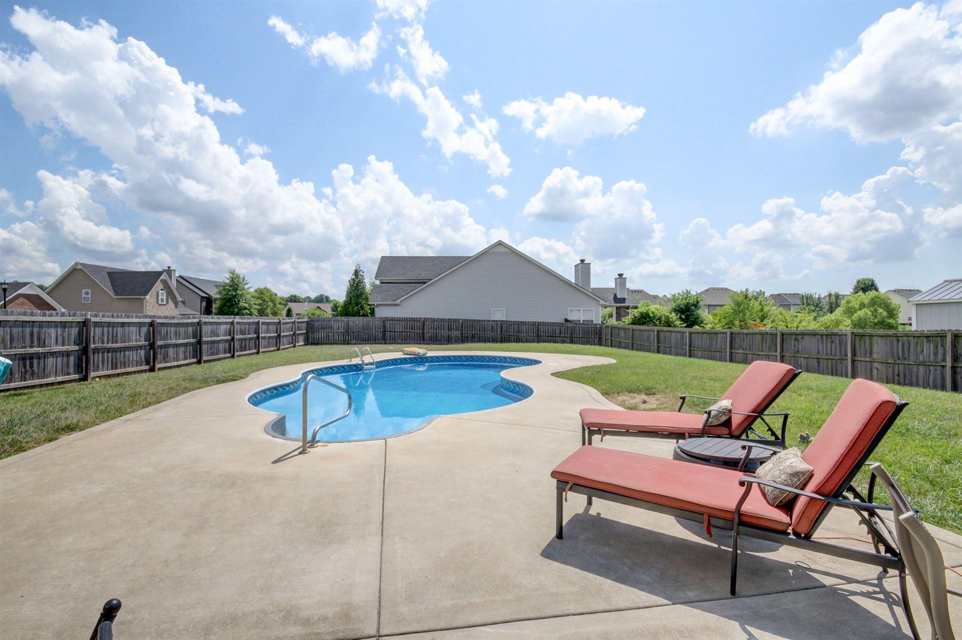 1286 Allmon Drive, Clarksville, TN 37042 - MLS#: 2268050