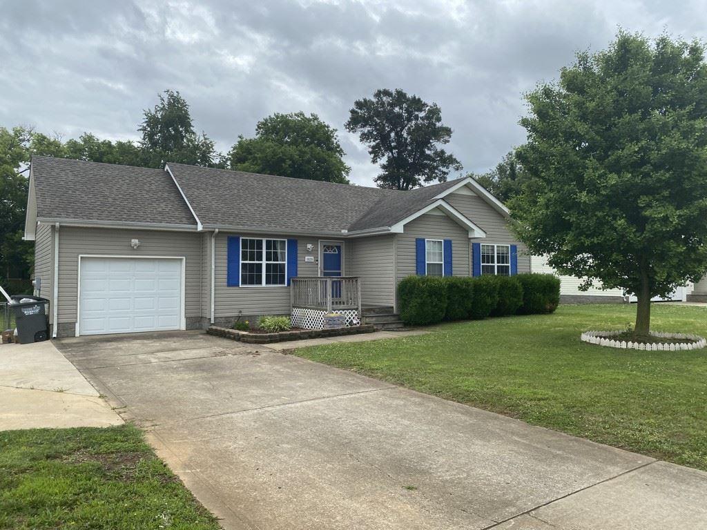1029 Waterford Cir, Clarksville, TN 37040 - MLS#: 2261051