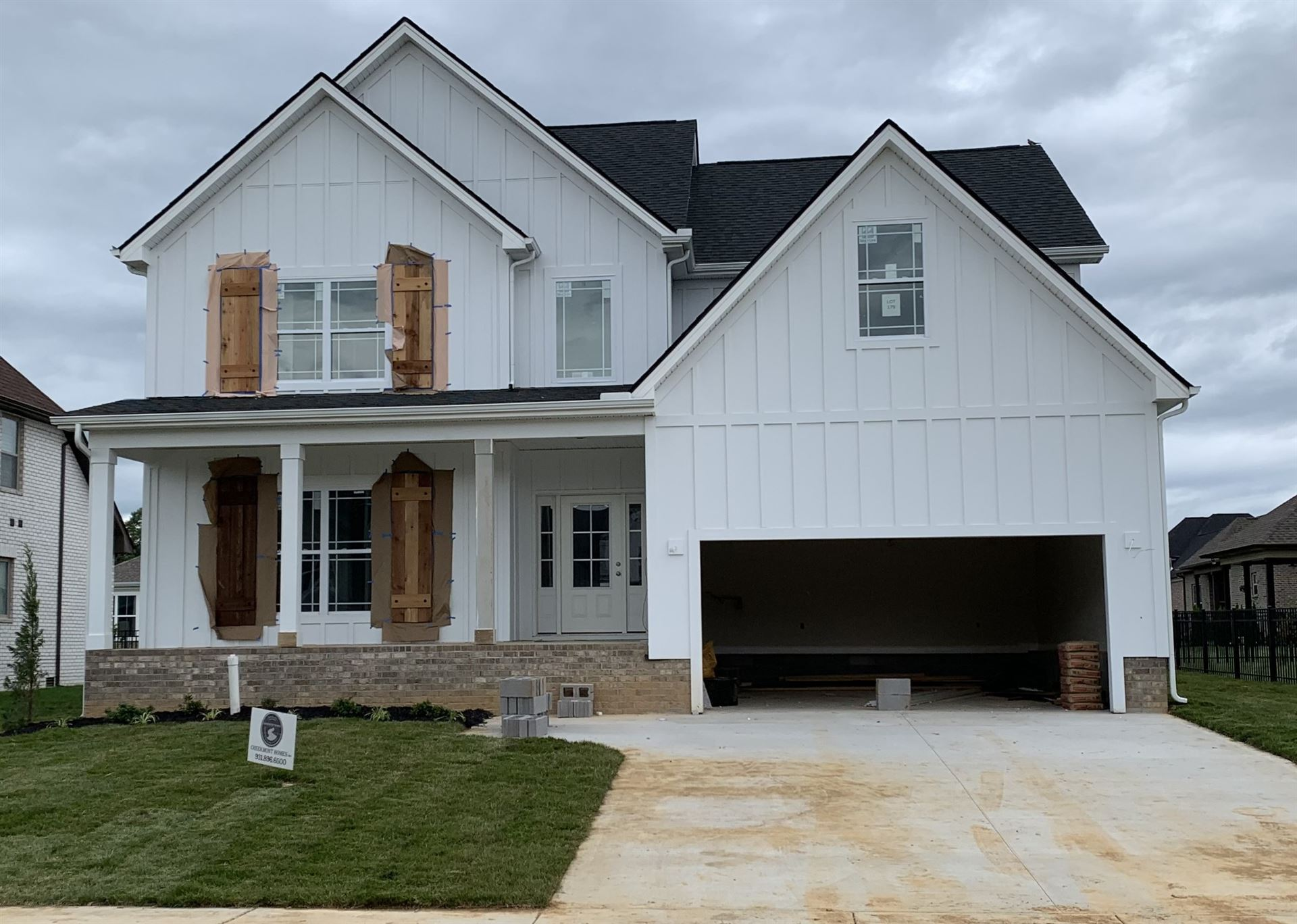 179 Hereford Farm, Clarksville, TN 37043 - MLS#: 2242053