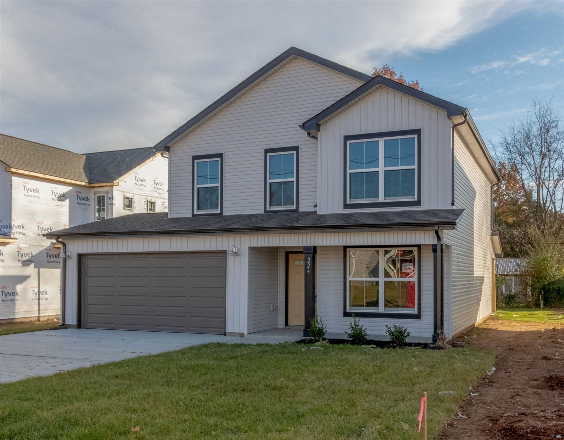 64 Campbell Heights, Clarksville, TN 37042 - MLS#: 2295055