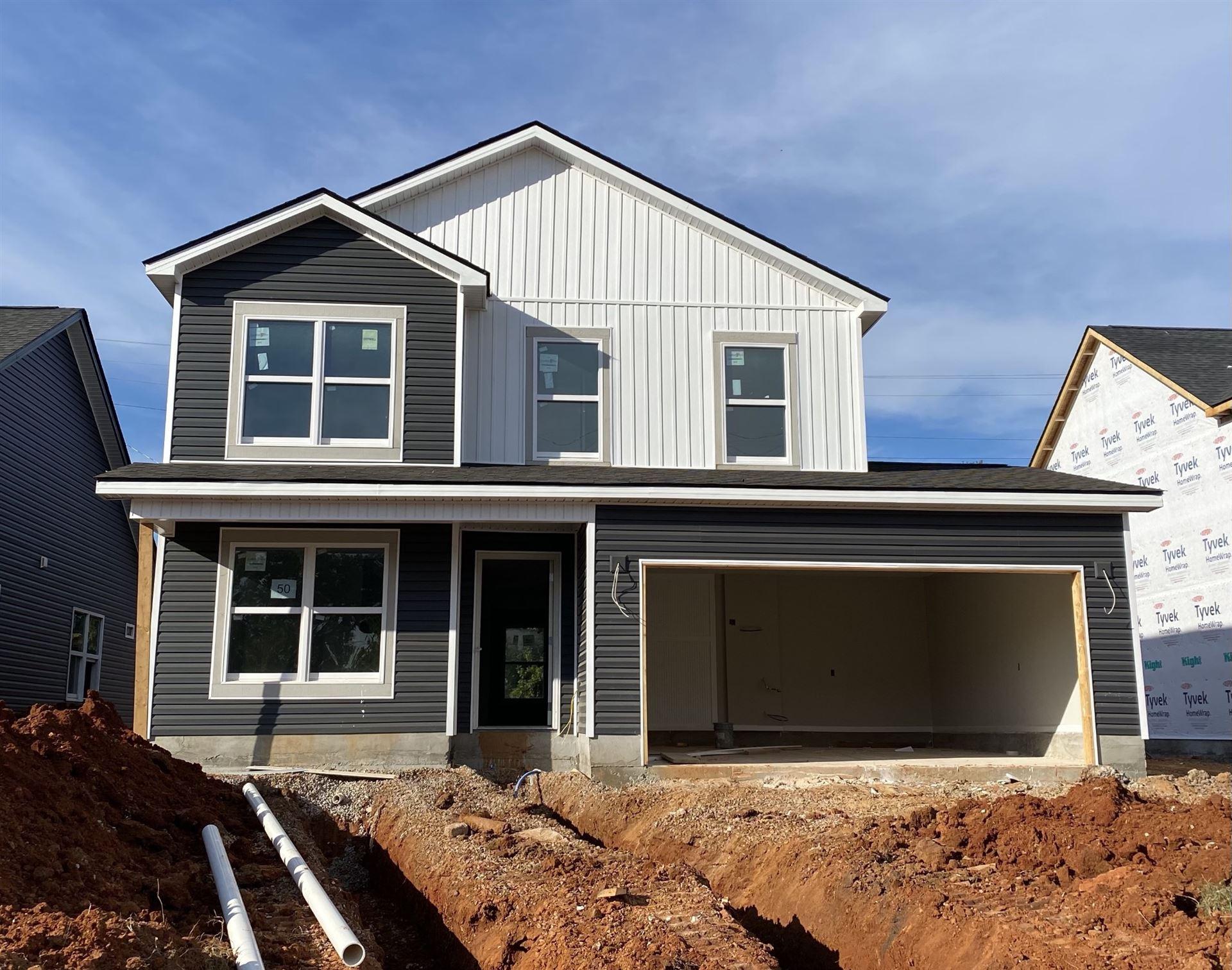 50 Campbell Heights, Clarksville, TN 37042 - MLS#: 2292057