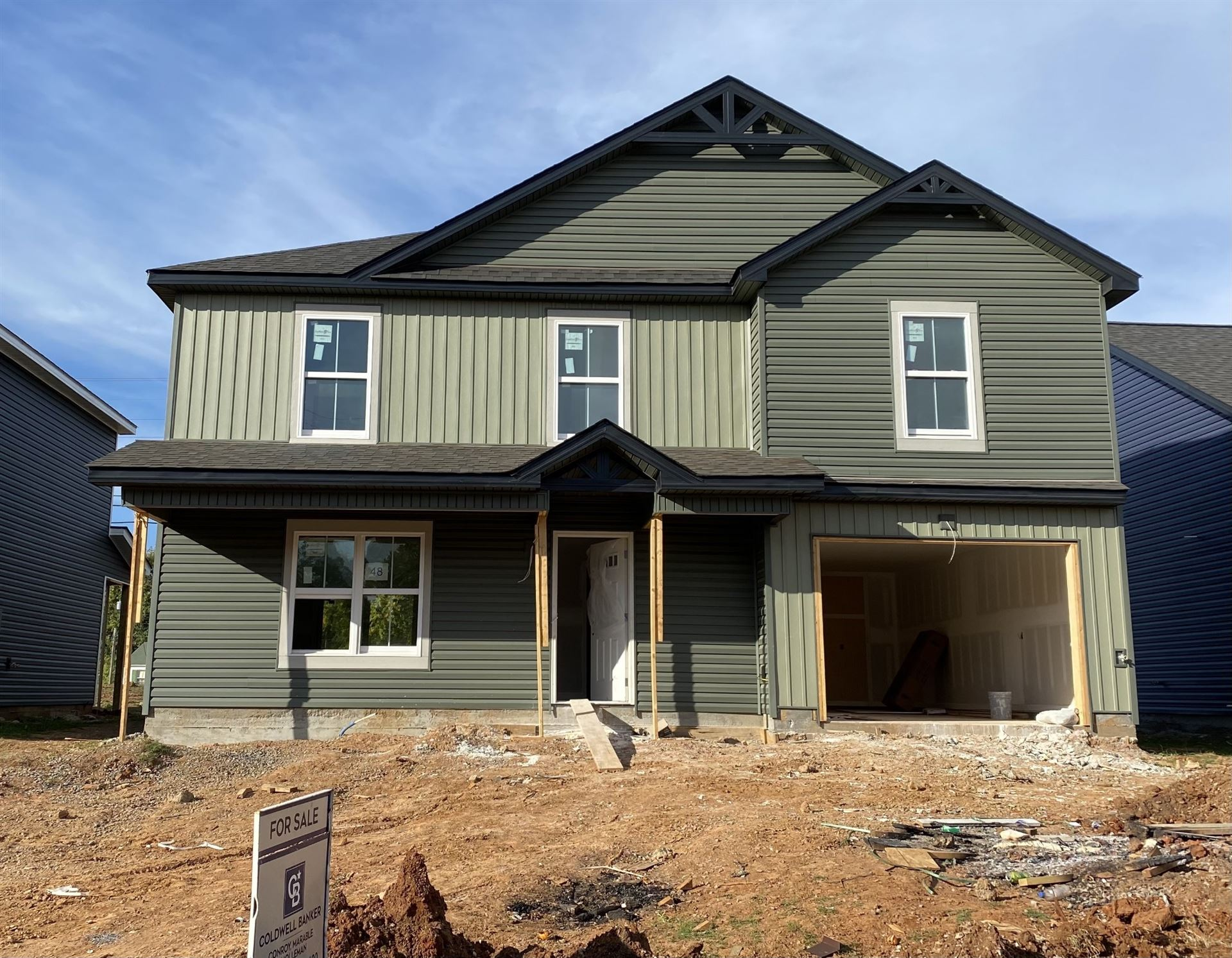 48 Campbell Heights, Clarksville, TN 37042 - MLS#: 2292058
