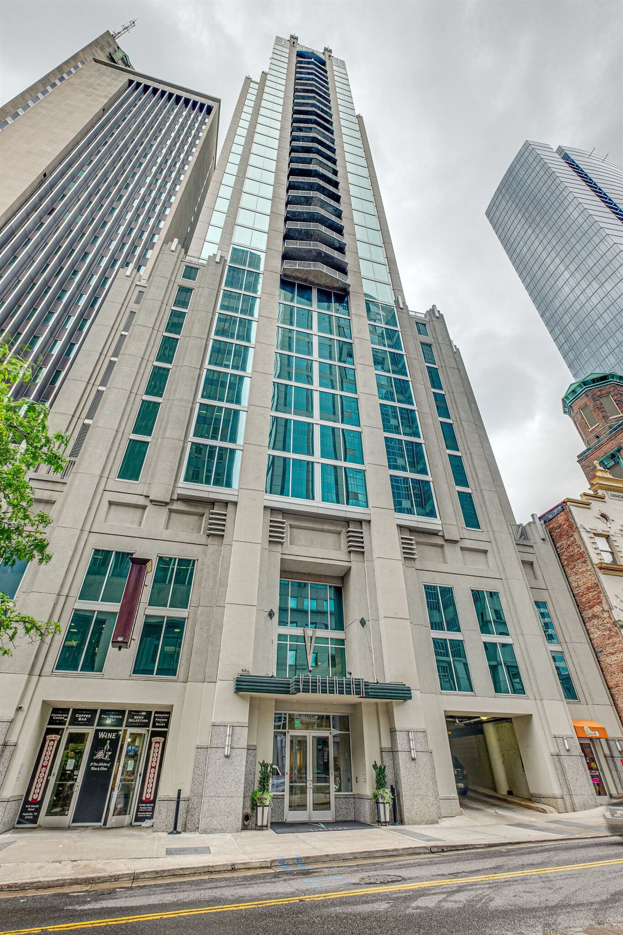 Photo of 415 Church St #1601, Nashville, TN 37219 (MLS # 2235061)