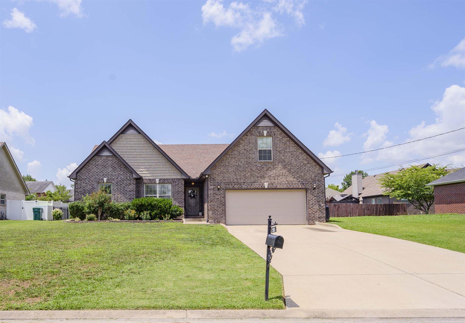215 Mill Creek Ct, Smyrna, TN 37167 - MLS#: 2274061