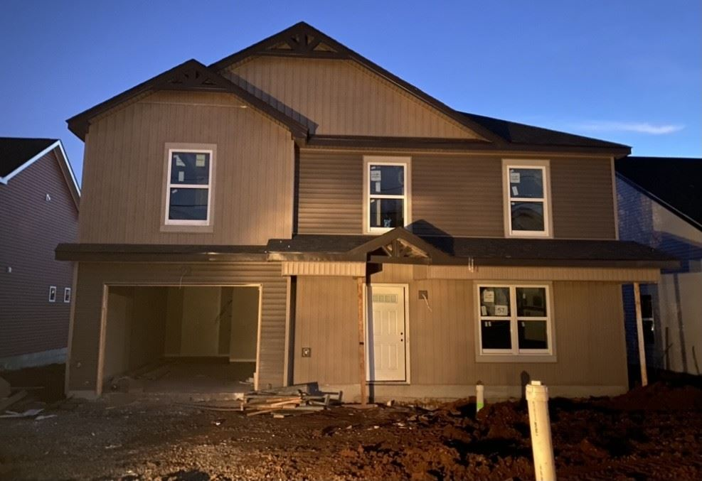 57 Campbell Heights, Clarksville, TN 37042 - MLS#: 2292061