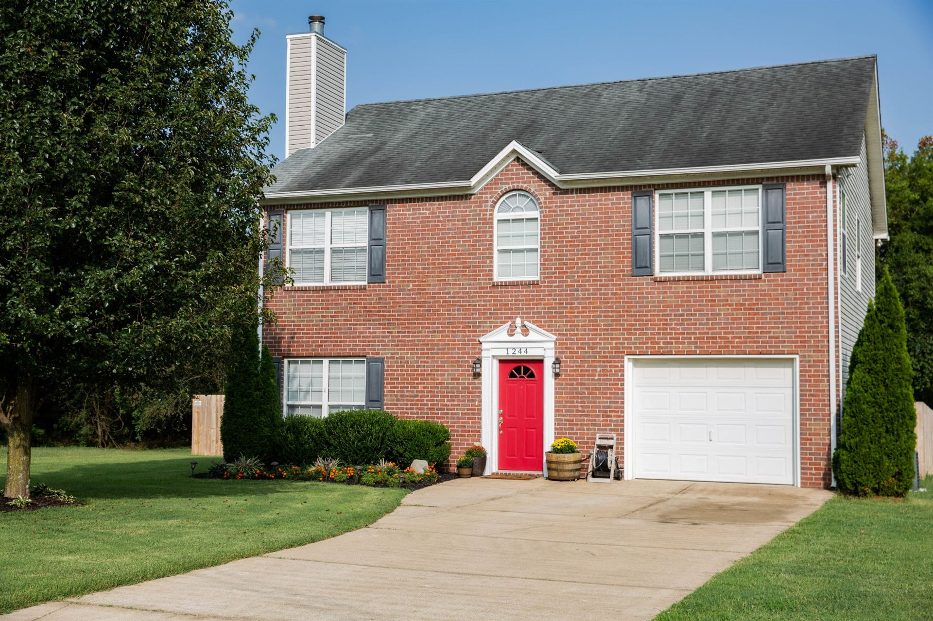1244 Baker Creek Dr, Spring Hill, TN 37174 - MLS#: 2190063