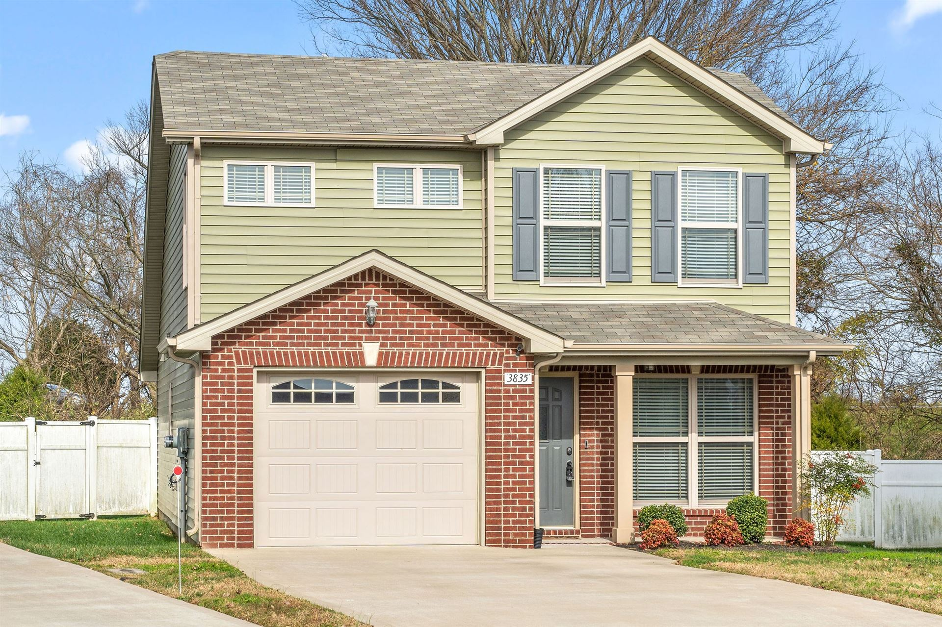 3835 Harvest Ridge, Clarksville, TN 37040 - MLS#: 2209064