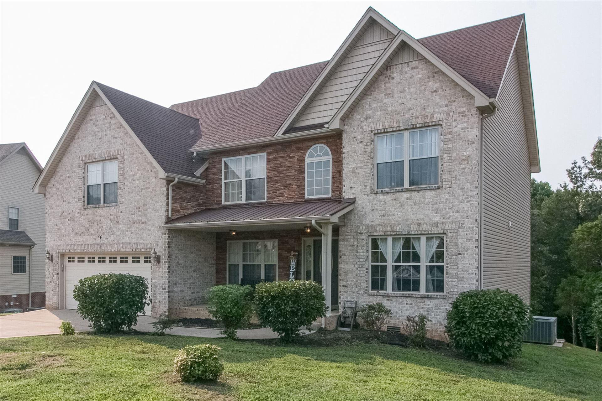 546 Winding Bluff Way, Clarksville, TN 37040 - MLS#: 2274065
