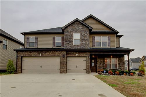 Photo of 1013 Thrasher Dr, Clarksville, TN 37040 (MLS # 2106067)