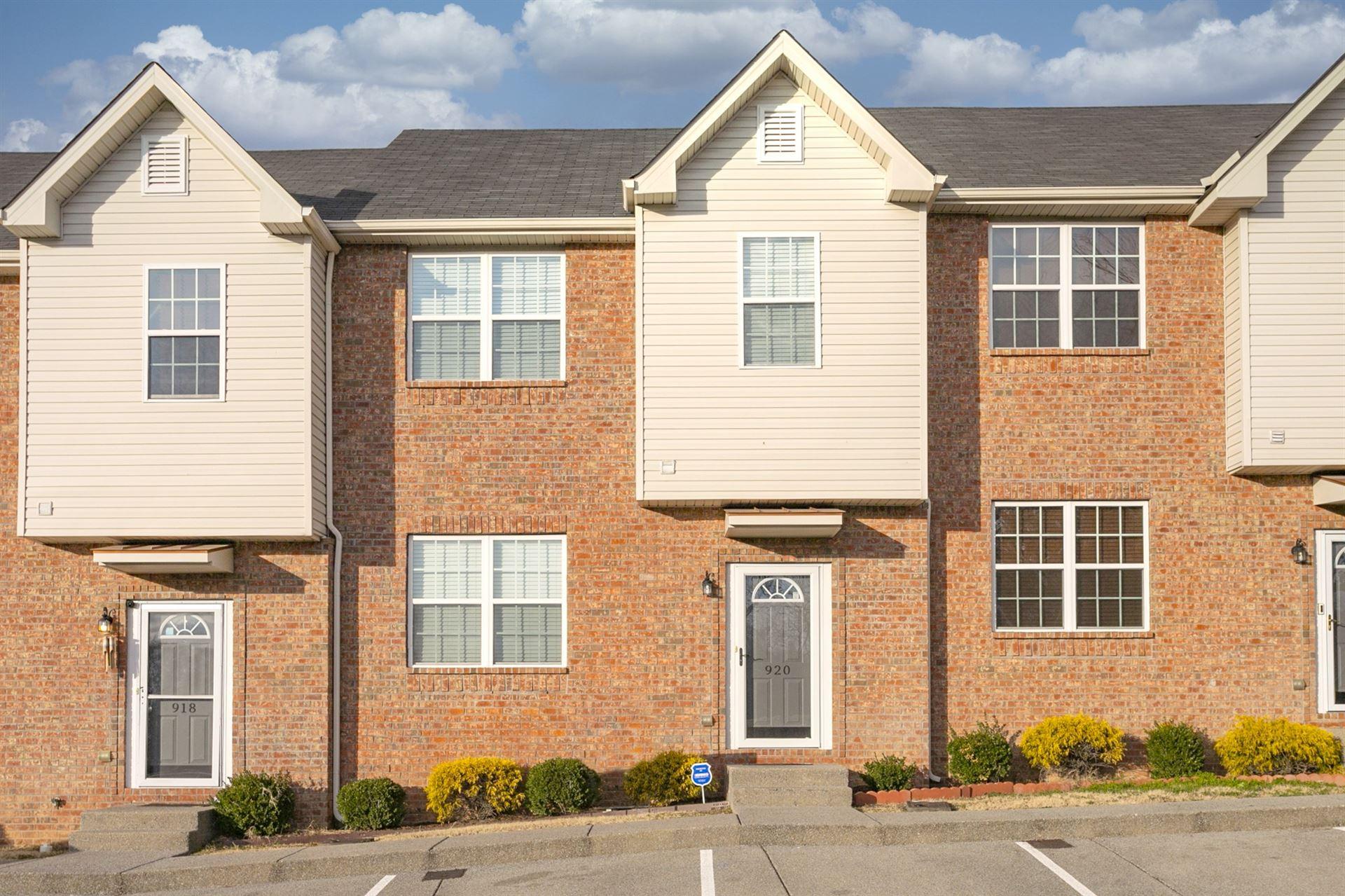 920 Spence Enclave Ct, Nashville, TN 37210 - MLS#: 2221067