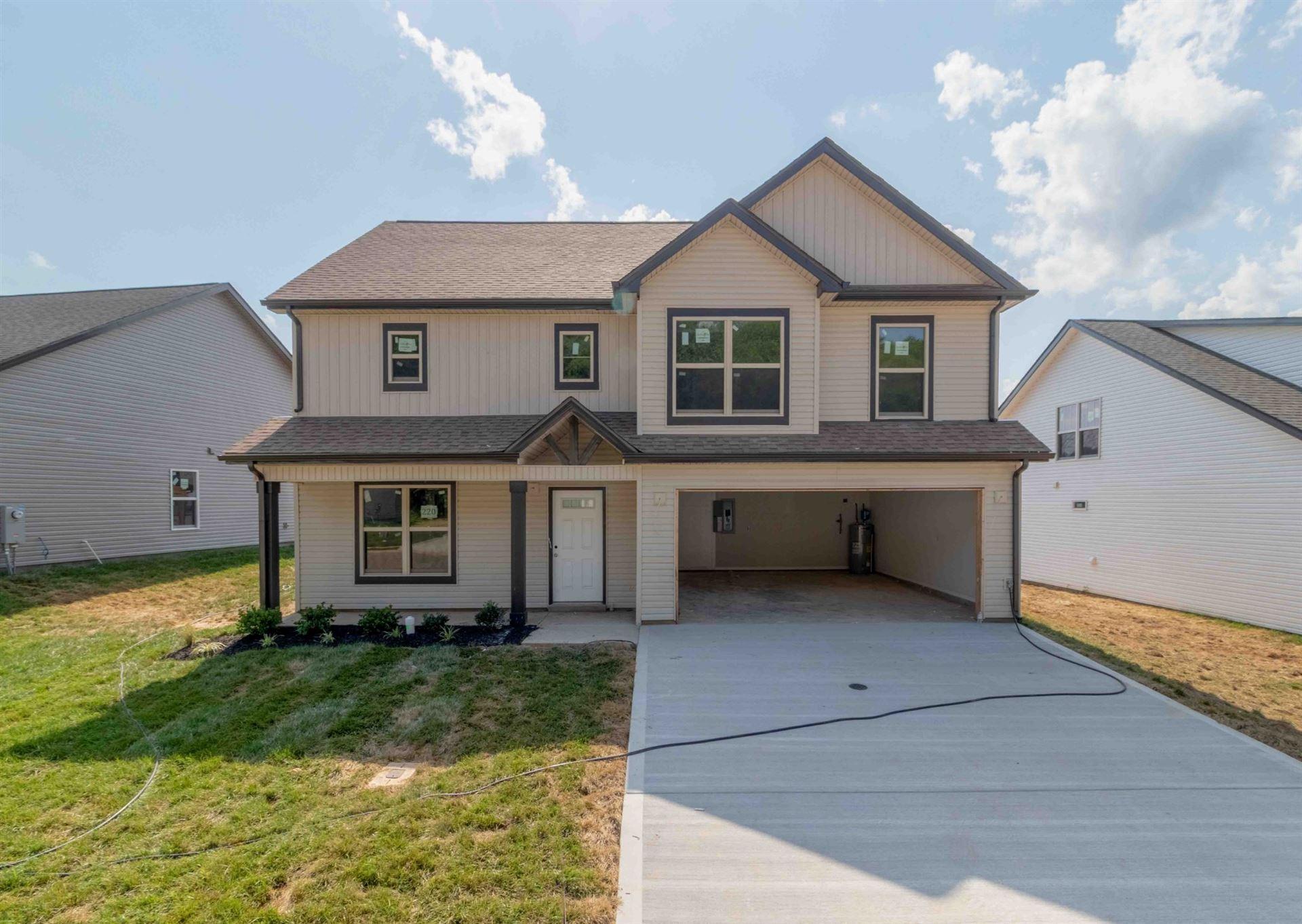 220 Chalet Hills, Clarksville, TN 37040 - MLS#: 2257068