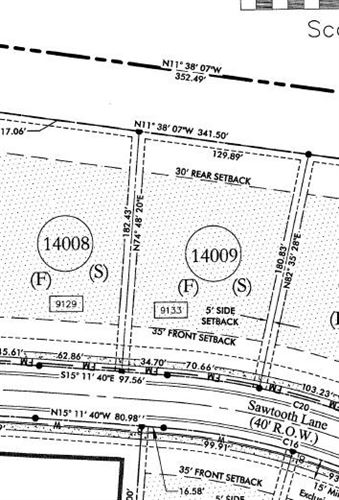 Photo of 9133 Sawtooth Lane (Lot 14009), College Grove, TN 37046 (MLS # 2225069)