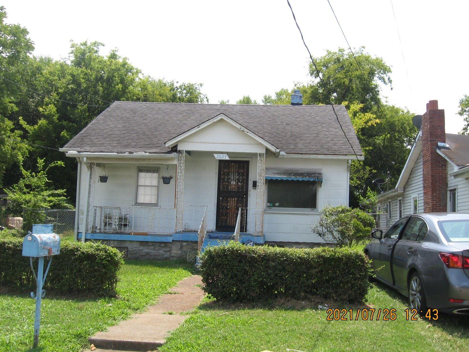 2607 Clifton Ave, Nashville, TN 37209 - MLS#: 2276069