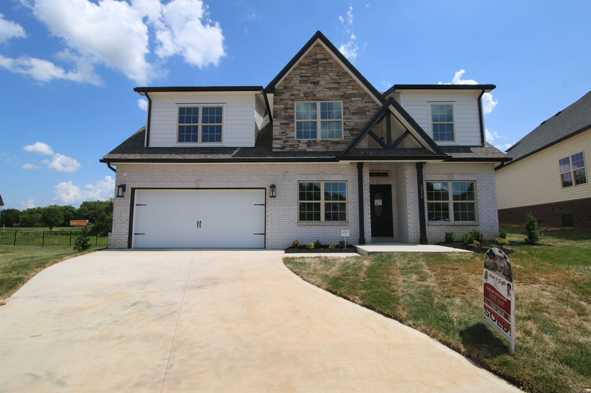133 Charleston Oaks, Clarksville, TN 37042 - MLS#: 2221075