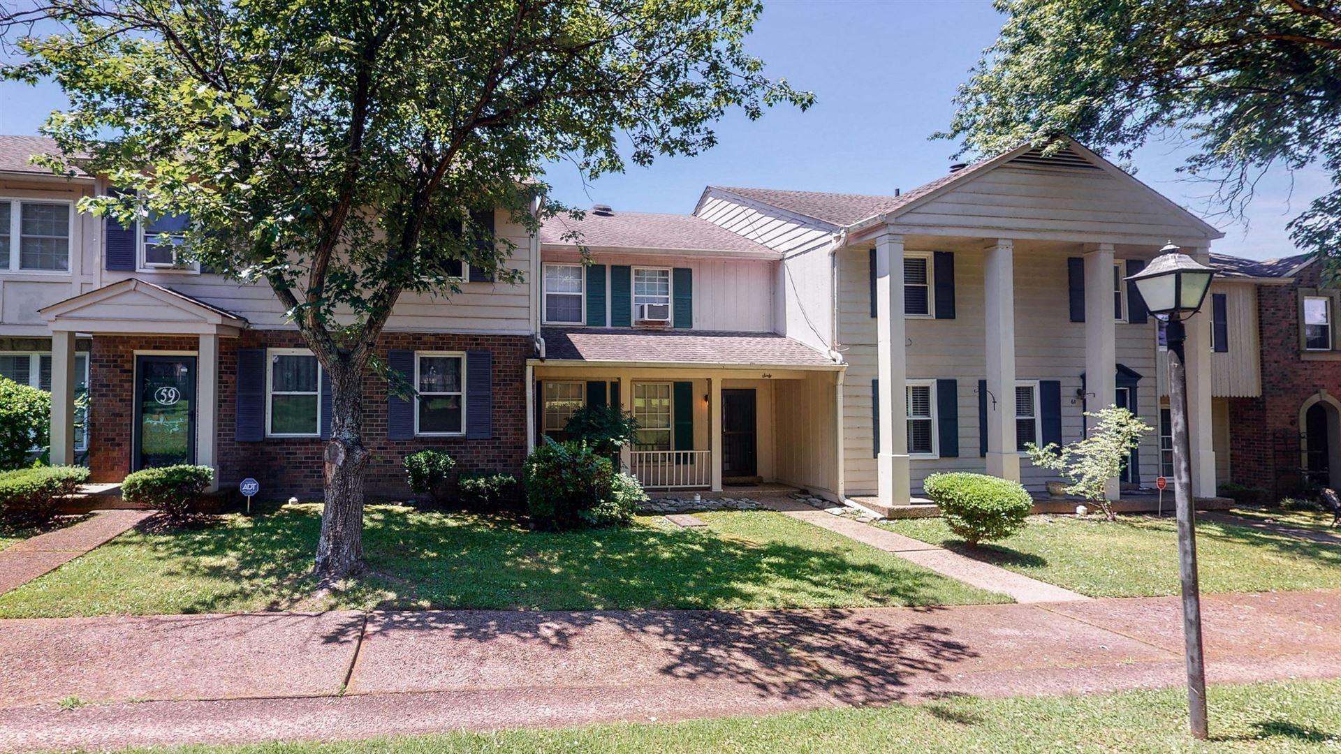 3880 Priest Lake Dr #60, Nashville, TN 37217 - MLS#: 2264076