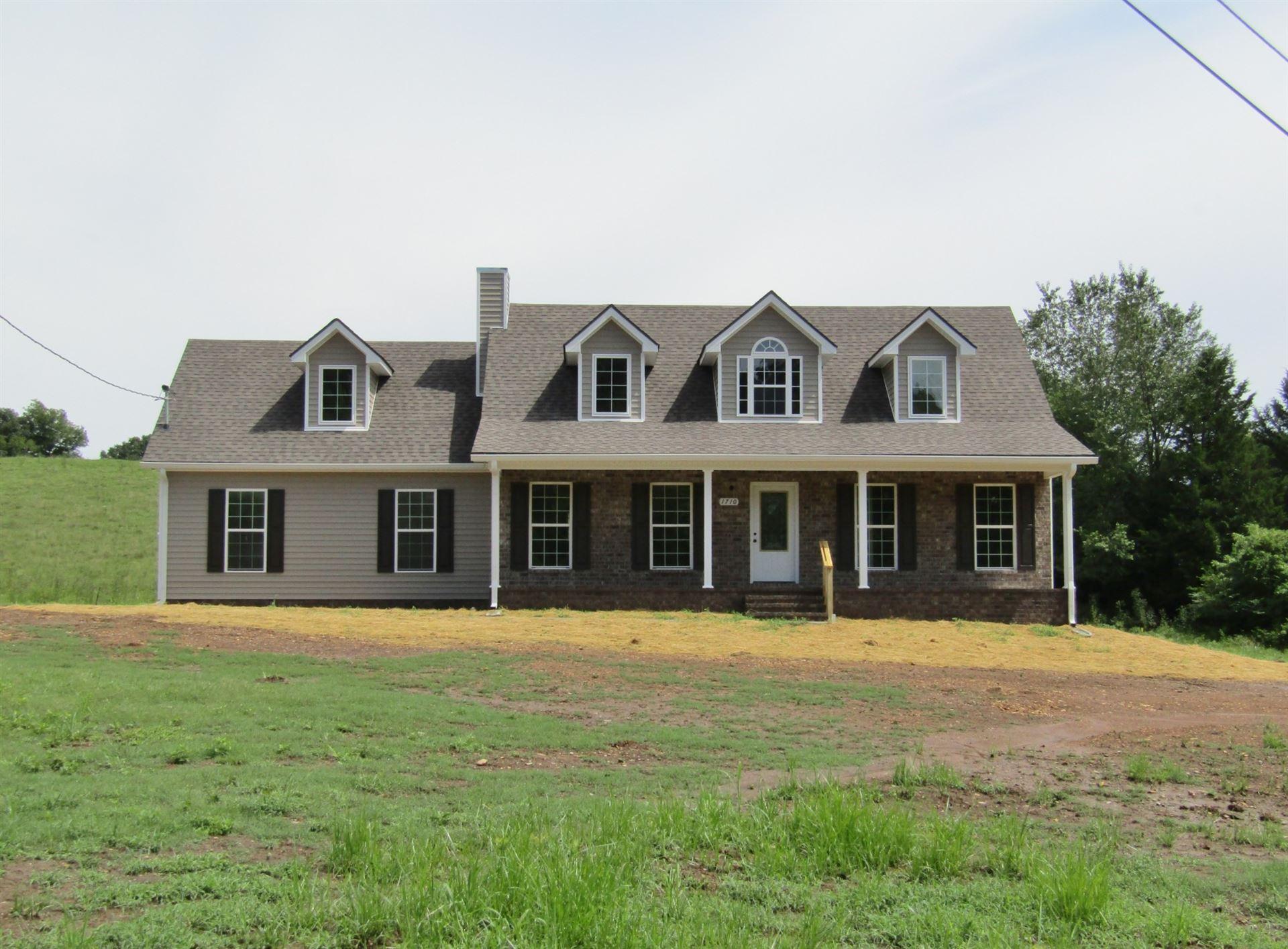 1710 Collins Hollow Rd, Lewisburg, TN 37091 - MLS#: 2256077