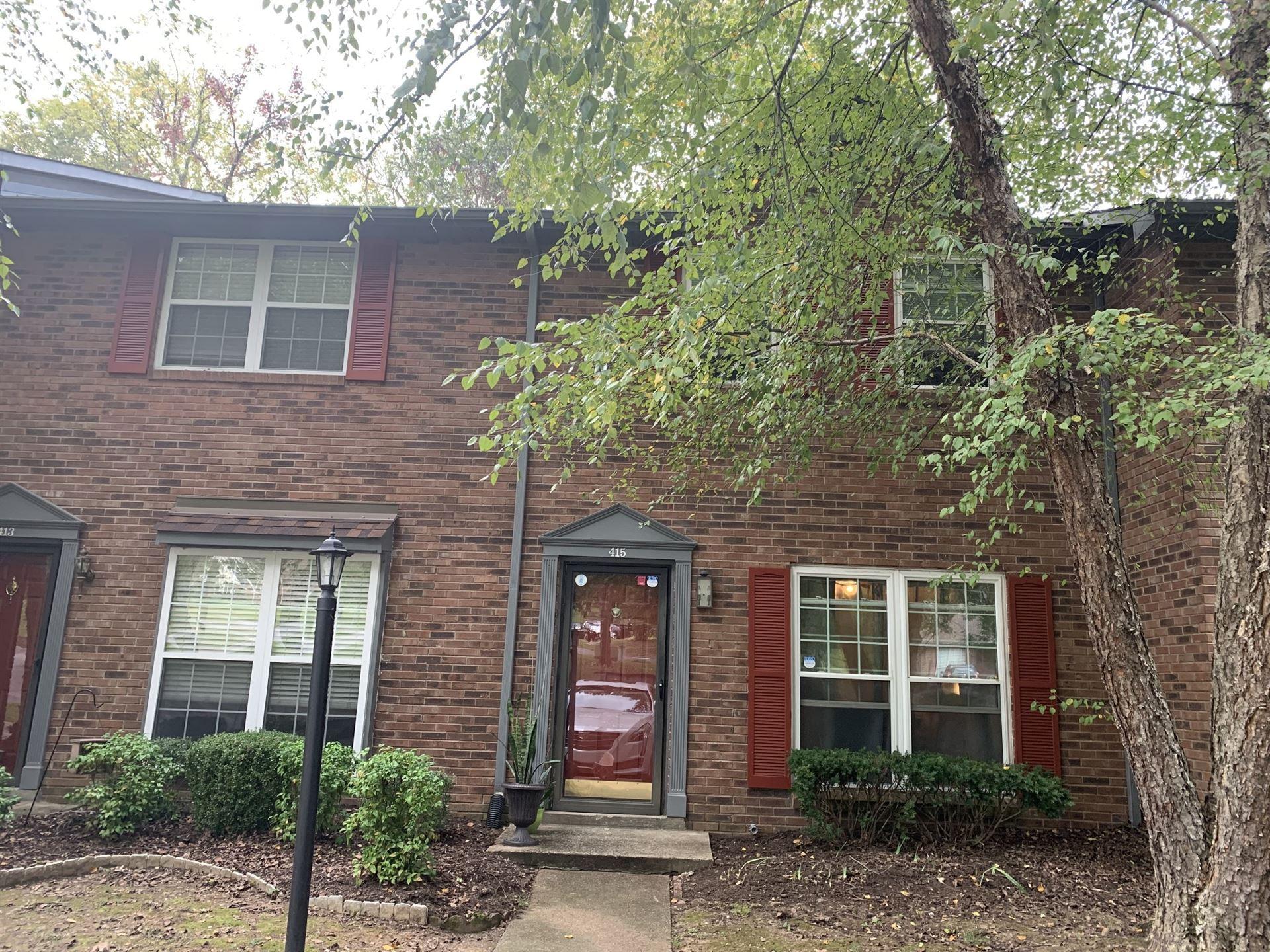 415 Hickory Glade Dr #415, Antioch, TN 37013 - MLS#: 2301078