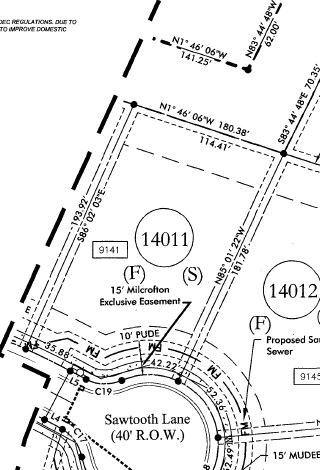 Photo of 9141 Sawtooth Lane (Lot 14011), College Grove, TN 37046 (MLS # 2225080)