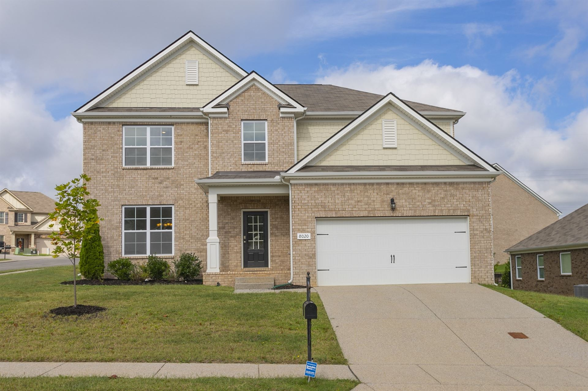 8020 Forest Hills Drive, Spring Hill, TN 37174 - MLS#: 2296080