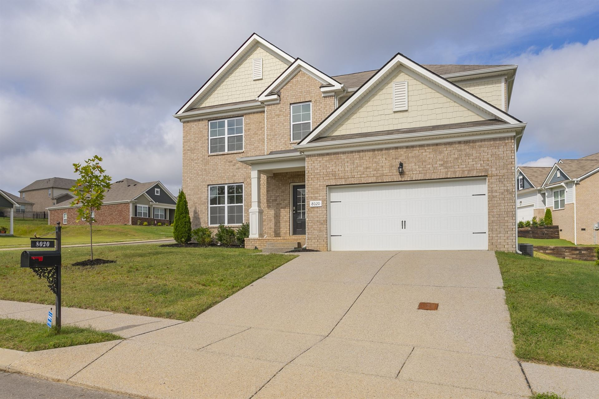 Photo of 8020 Forest Hills Drive, Spring Hill, TN 37174 (MLS # 2296080)