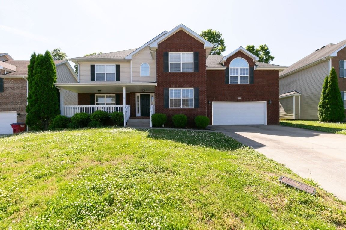 3229 Timberdale Dr, Clarksville, TN 37042 - MLS#: 2256082