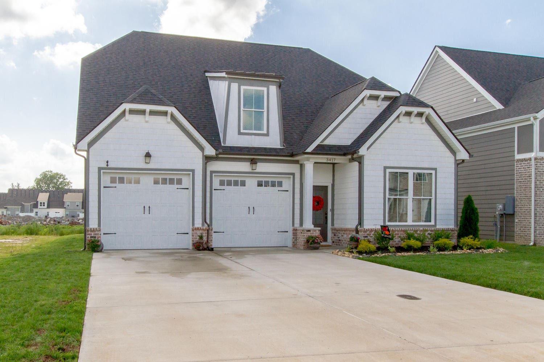 3550 Caroline Farms Dr. L25, Murfreesboro, TN 37129 - MLS#: 2198084