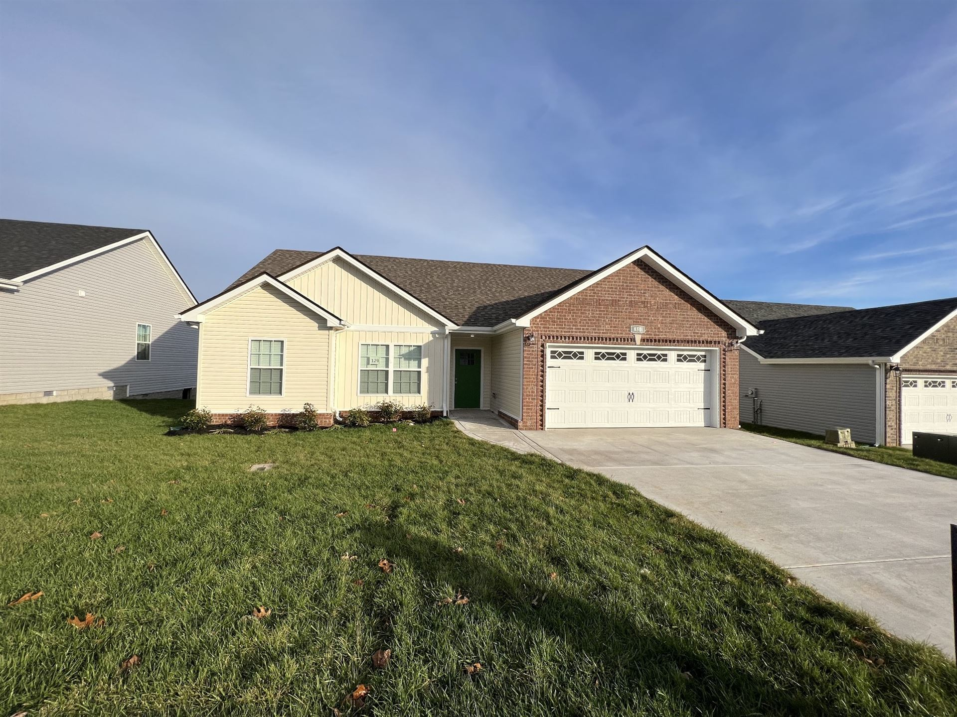 129 Irish Hills, Clarksville, TN 37042 - MLS#: 2292086