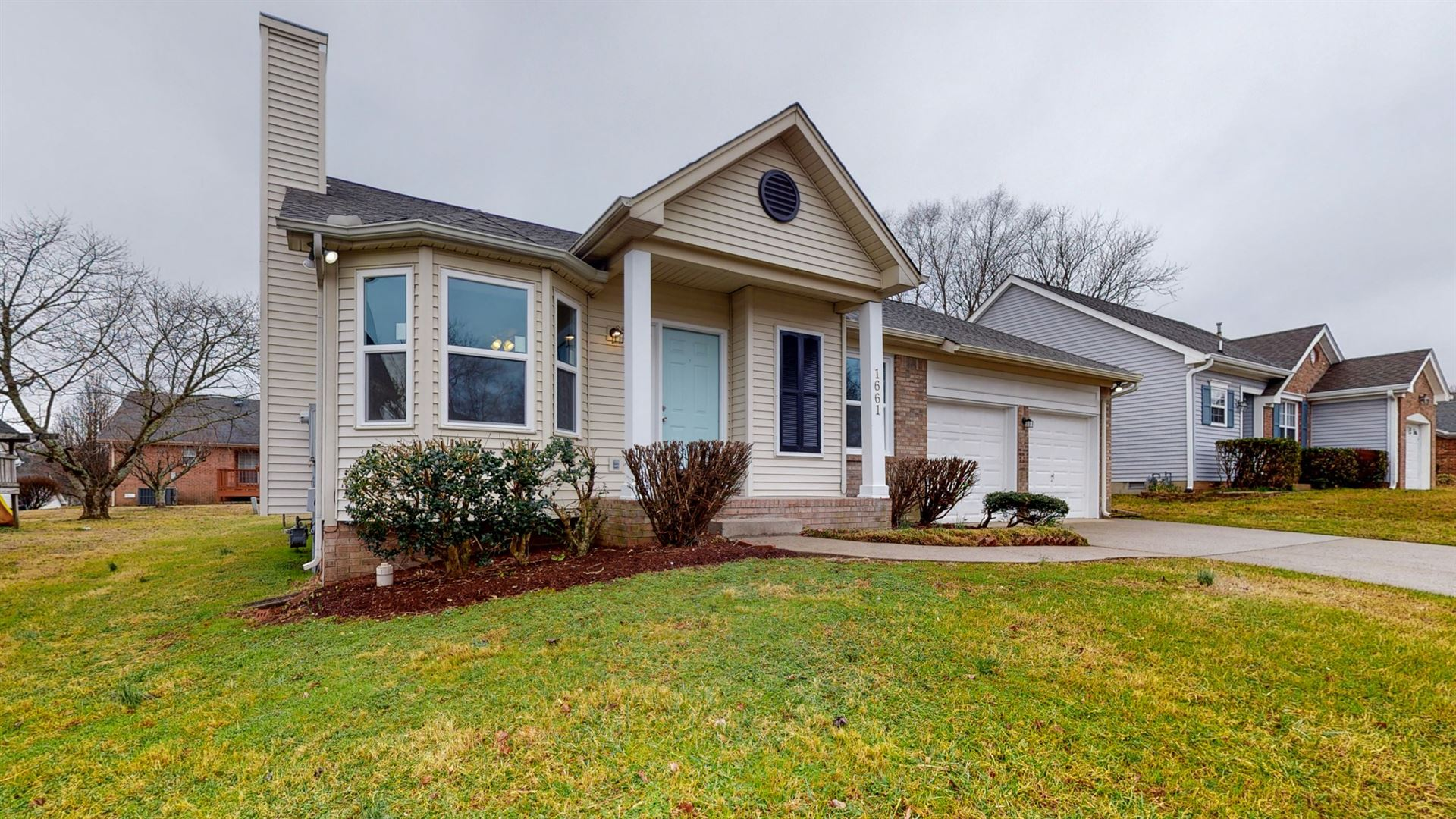 1661 Aaronwood Dr, Old Hickory, TN 37138 - MLS#: 2232087