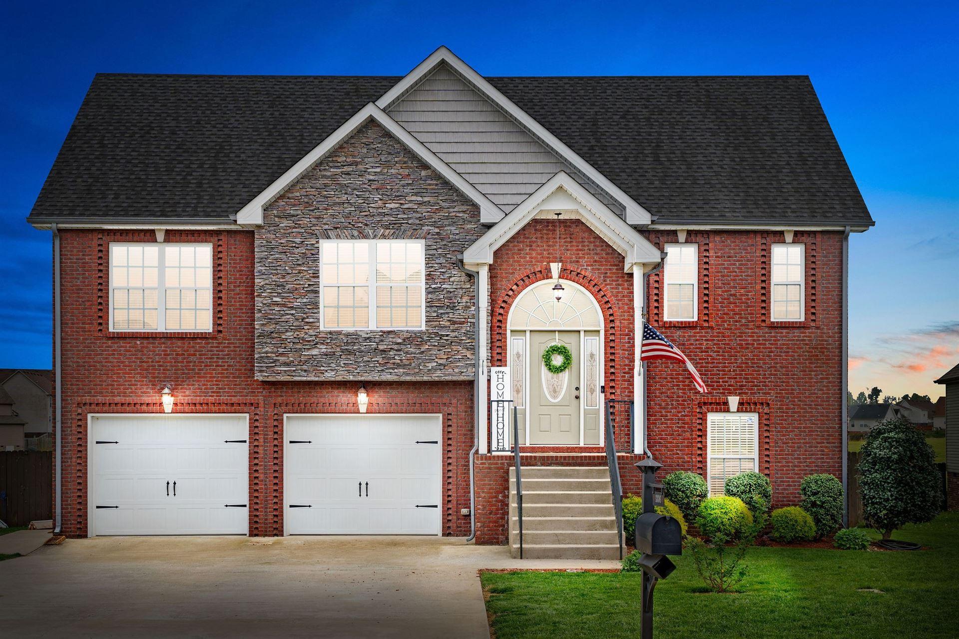 1336 Canyon Pl, Clarksville, TN 37042 - MLS#: 2245087