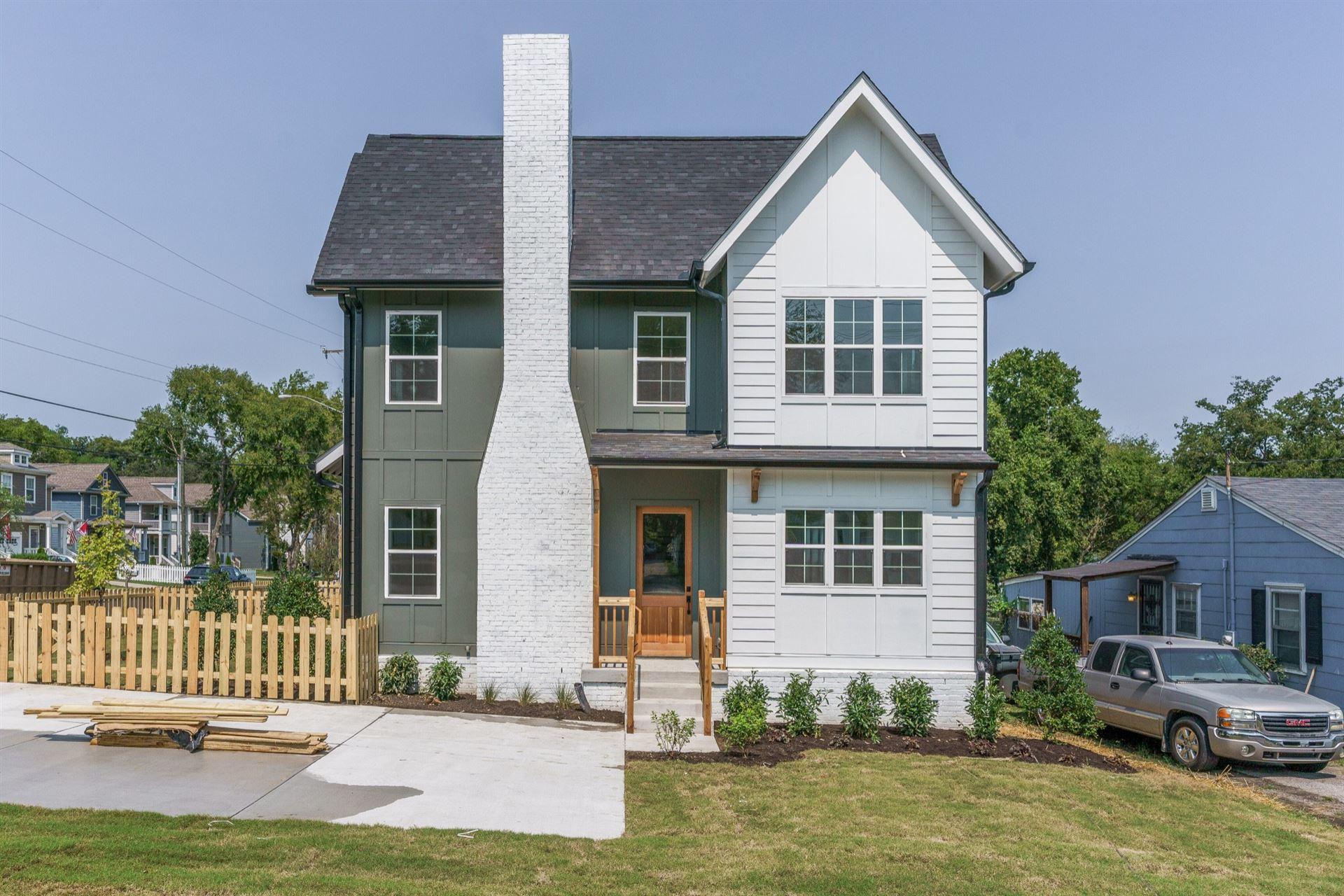 Photo of 6220 Robertson Ave, Nashville, TN 37209 (MLS # 2293087)