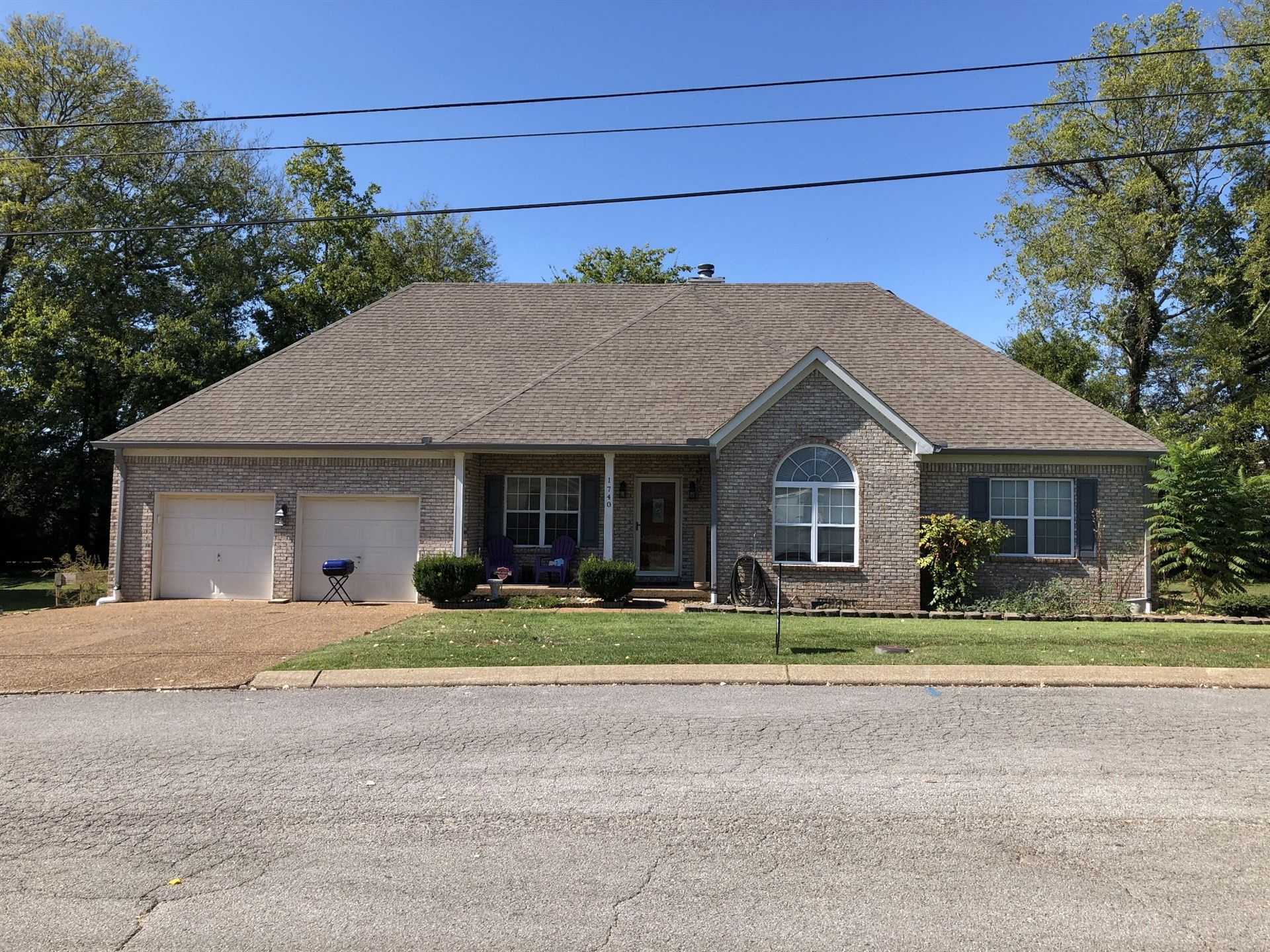 1740 University Dr, Columbia, TN 38401 - MLS#: 2196090