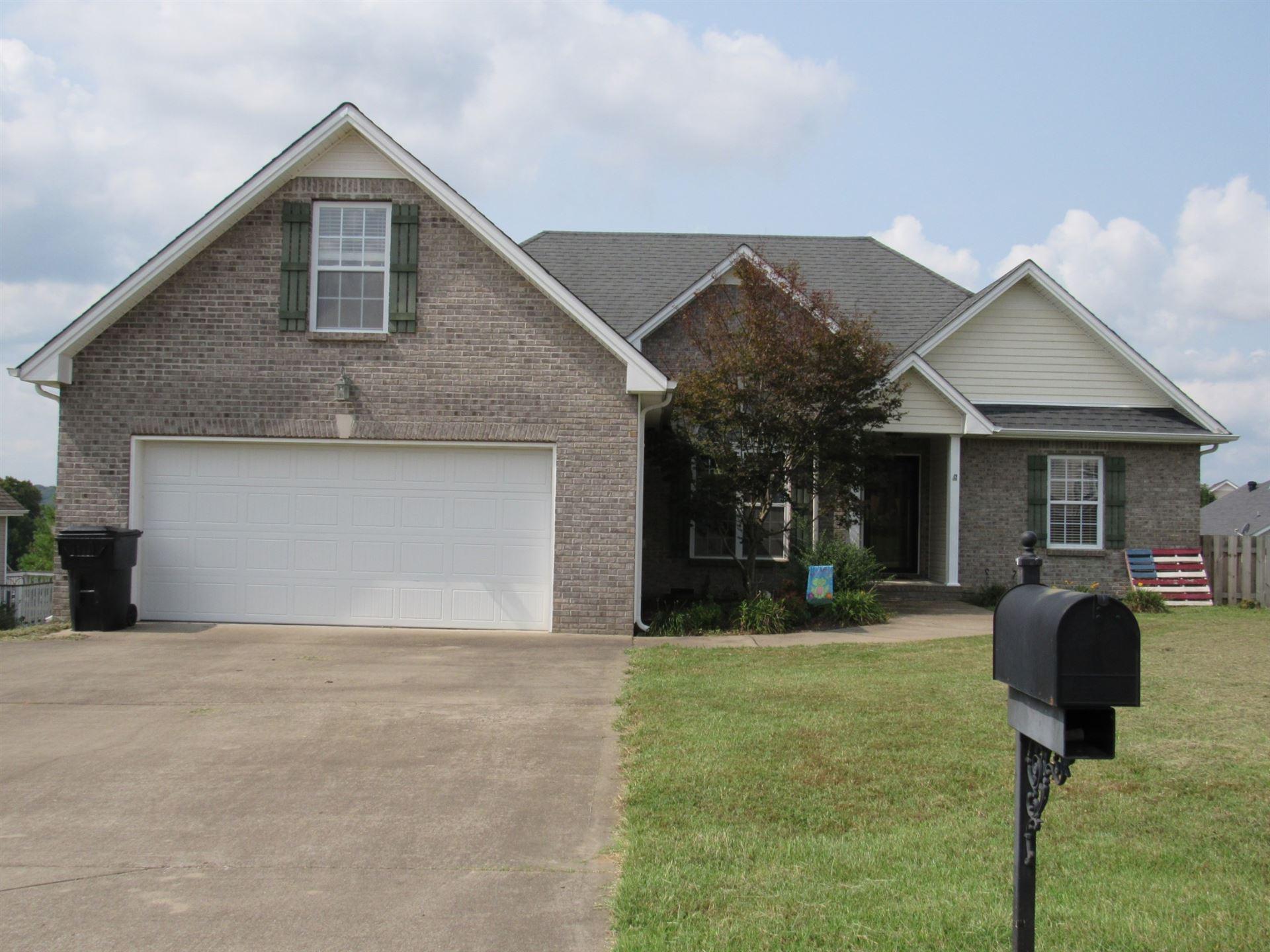1396 Borrowdale Dr, Clarksville, TN 37040 - MLS#: 2191093