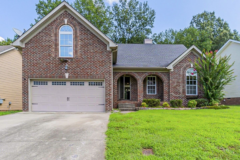 2625 Alex Overlook Way, Clarksville, TN 37043 - MLS#: 2288096